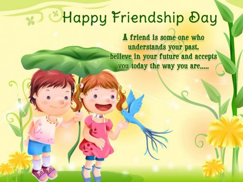 Friendship Day Quotes Messages Photos