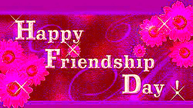 India Friendship Day 2016