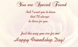Happy Friendship Day 2021 Status