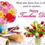 Happy Teacher's Day 2021 Images, Wallpapers, Quotes, SMS, Messages, Wishes