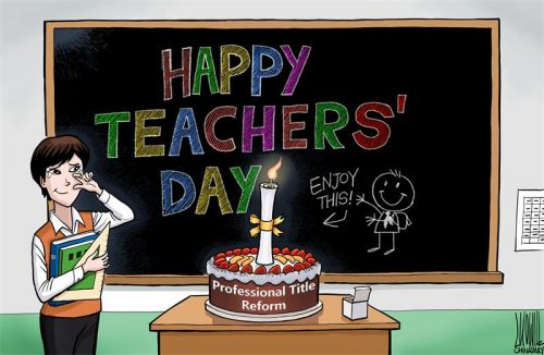 teachers day images for fb