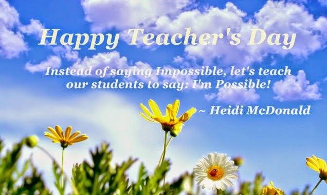 teachers day images and quotes