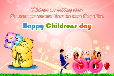 children's day images in hindi