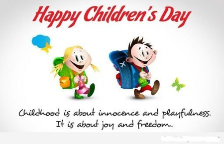 happy children's day wishes images